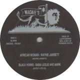 Wayne Jarrett : African Woman | Maxi / 10inch / 12inch  |  Dancehall / Nu-roots