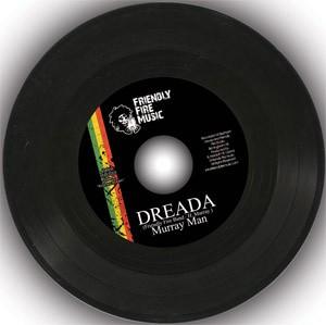 Murray Man : Dreada | Single / 7inch / 45T  |  Dancehall / Nu-roots