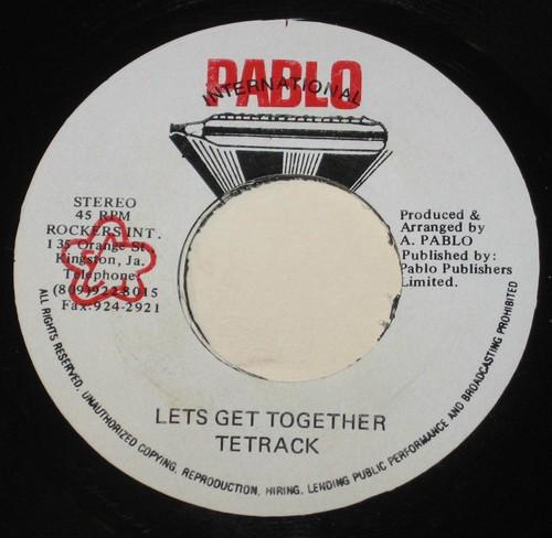 Tetrack : Let's Get Together