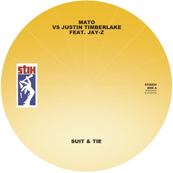 Mato Ft Justin Timberlake Ft Jay-z : Suit & Tye   Single / 7inch / 45T     Mash Ups / Remixs