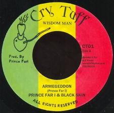 Prince Far I & Black Skin : Armageddon | Single / 7inch / 45T  |  Oldies / Classics