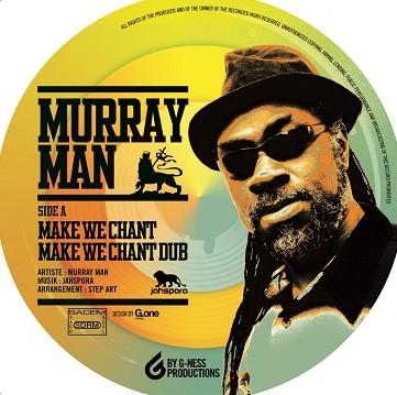 Murray Man : Make We Chant | Maxi / 10inch / 12inch  |  UK