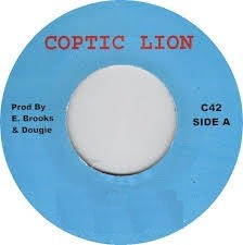 Mike Brooks : Standing Tall | Single / 7inch / 45T  |  UK