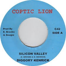 Diggitory Kenrick : Silicon Valley   Single / 7inch / 45T     UK