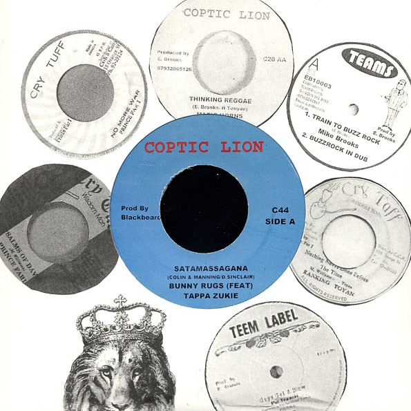 Bunny Ruggs Ft. Tappa Zukie : Satamassagana   Single / 7inch / 45T     UK