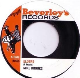 Mike Brooks : Elders | Single / 7inch / 45T  |  Oldies / Classics