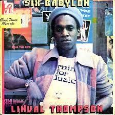 Linval Thompson : Six Babylon | LP / 33T  |  Oldies / Classics