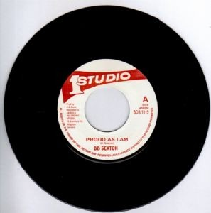 Bb Seaton : Proud As I Am | Single / 7inch / 45T  |  Oldies / Classics