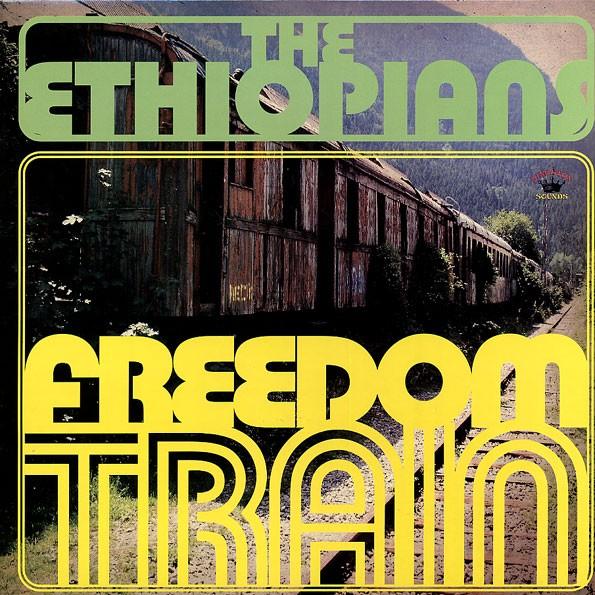 The Ethiopians : Freedom Train | LP / 33T  |  Oldies / Classics