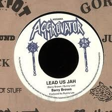 Barry Brown : Lead Us Jah | Single / 7inch / 45T  |  Oldies / Classics
