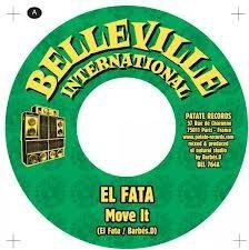 El Fata : Move It   Single / 7inch / 45T     FR