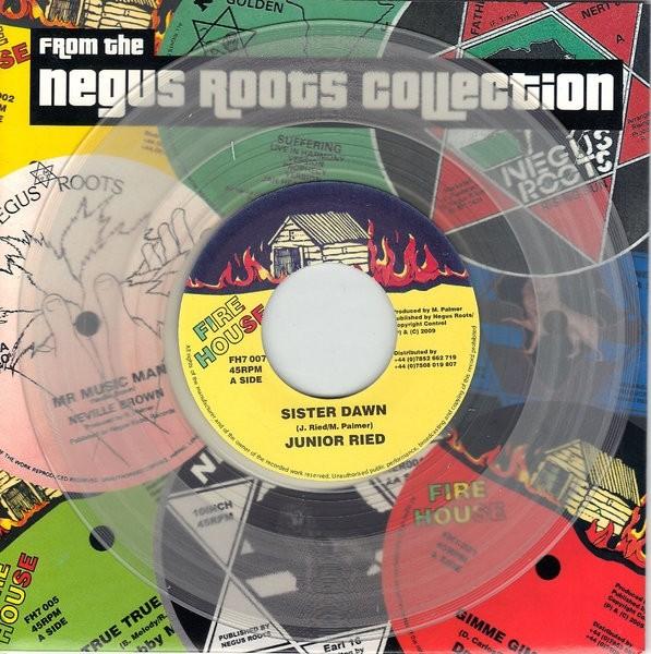Junior Reid : Sister Dawn | Single / 7inch / 45T  |  Oldies / Classics