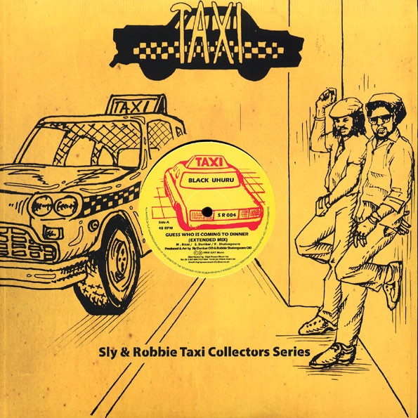 Black Uhuru : Guess Who's Coming To Dinner ( Extended Mix )   Maxi / 10inch / 12inch     Oldies / Classics