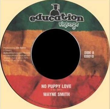 Wayne Smith : No Puppy Love | Single / 7inch / 45T  |  Oldies / Classics