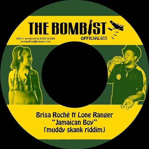 Brisa Roche Feat. Lone Ranger : Jamaican Boy   Single / 7inch / 45T     Mash Ups / Remixs