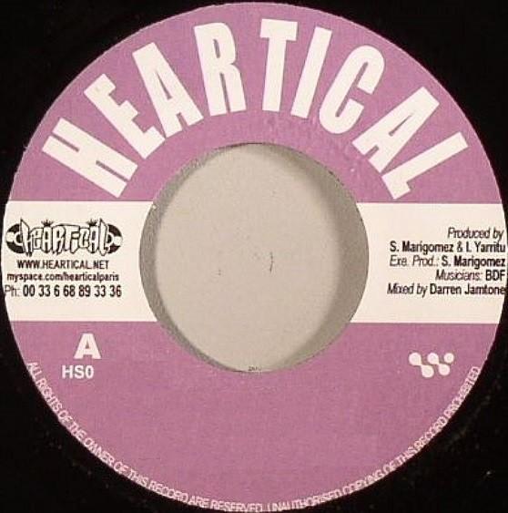 Michael Rose : Universal Strugle | Single / 7inch / 45T  |  Dancehall / Nu-roots