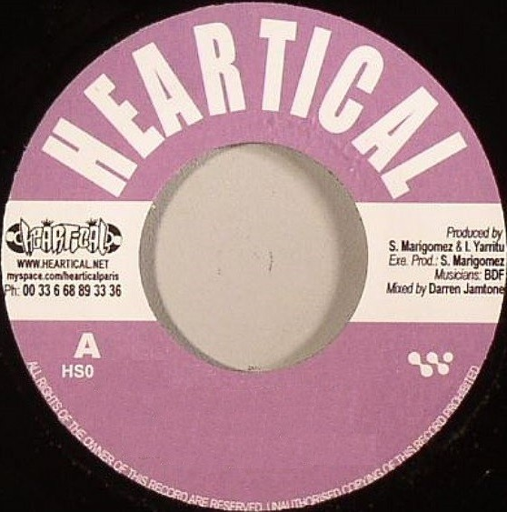 Joseph Cotton : Gone Clear | Single / 7inch / 45T  |  Dancehall / Nu-roots