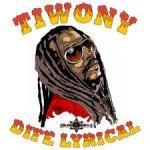 Tiwony : Dife Lyrical   CD     FR