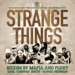 Various Artists : Strange Things   CD     One Riddim