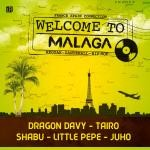 Various : Welcome To Malaga | CD  |  Dancehall / Nu-roots
