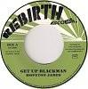 Hopeton James : Get Up Blackman