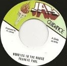 Frankie Paul : Worries In The Dance   Single / 7inch / 45T     Oldies / Classics