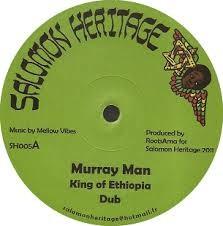 Murray Man : King Of Ethiopia | Maxi / 10inch / 12inch  |  UK
