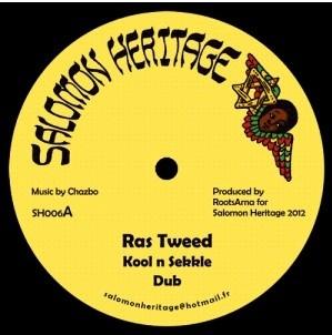 Ras Tweed : Kool N Sekkle   Maxi / 10inch / 12inch     UK