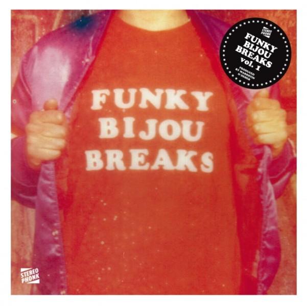 Marrrtin & Deheb : Funky Bijou - Breaks Vol.1 | LP / 33T  |  Mash Ups / Remixs