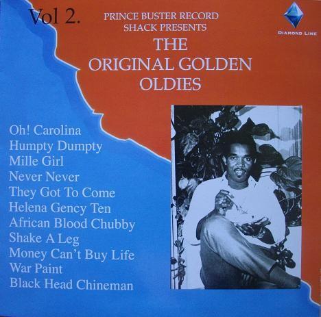 Prince Buster : The Original Golden Oldies Vol. 2 | LP / 33T  |  Oldies / Classics