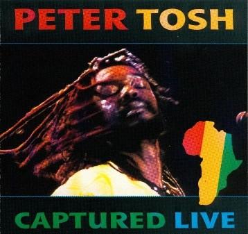 Peter Tosh : Captured Live | LP / 33T  |  Collectors