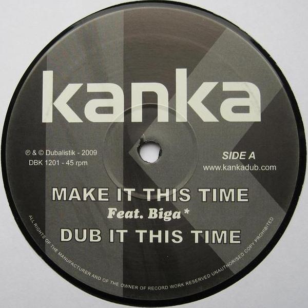 Kanka Ft. Bigga : Make It In This Time