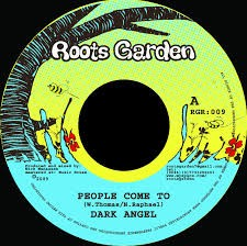 Dark Angel : People Come To | Single / 7inch / 45T  |  UK