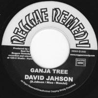 David Jahson : Ganja Tree   Single / 7inch / 45T     UK