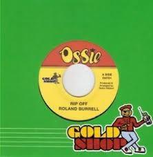 Roland Burrell : Rip Off | Single / 7inch / 45T  |  Oldies / Classics