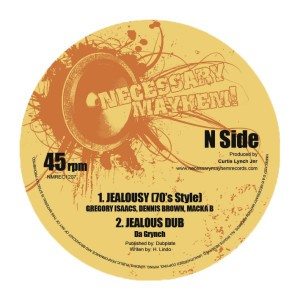 Gregory Isaacs , Dennis Brown , Macka B : Jealousy ( 70's Style ) | Maxi / 10inch / 12inch  |  Dancehall / Nu-roots