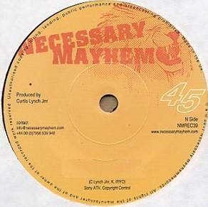 Shabba Ranks : No Disrespect   Single / 7inch / 45T     Dancehall / Nu-roots