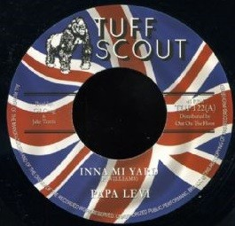 Papa Levi : Inna Mi Yard   Single / 7inch / 45T     UK