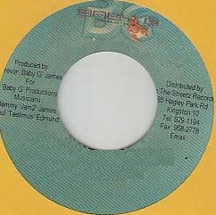 Beenie Man : No Mek Him Find Out   Single / 7inch / 45T     Dancehall / Nu-roots