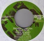Danny English & Egg Nog : Rock Yu Boat   Single / 7inch / 45T     Dancehall / Nu-roots