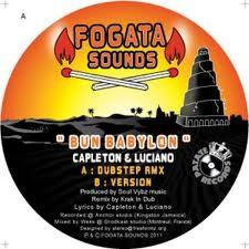 Capleton & Luciano : Bun Babylon Dubstep Rmx | Maxi / 10inch / 12inch  |  Jungle / Dubstep