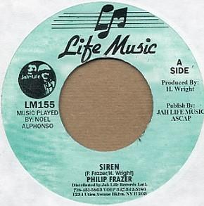 Phillip Frazer : Siren | Single / 7inch / 45T  |  Oldies / Classics