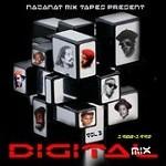 Nazanat Mixtapes : Digital Mix Vol. 3 | CD  |  Various