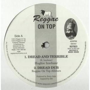 Hughie Izachaar : Dread And Terrible ( 12 23 )   Maxi / 10inch / 12inch     UK