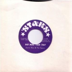 Junior Ross & The Spears : 13766