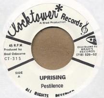 Uprising : Pestilence | Single / 7inch / 45T  |  Oldies / Classics