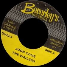 The Wailers : Soon Come | Single / 7inch / 45T  |  Oldies / Classics