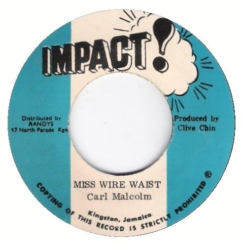Carl Malcolm : Miss Wire Waist