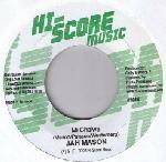 Jah Mason : Mi Chalwa | Single / 7inch / 45T  |  Dancehall / Nu-roots