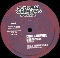 Murry Man : Cool & Humble | Maxi / 10inch / 12inch  |  UK